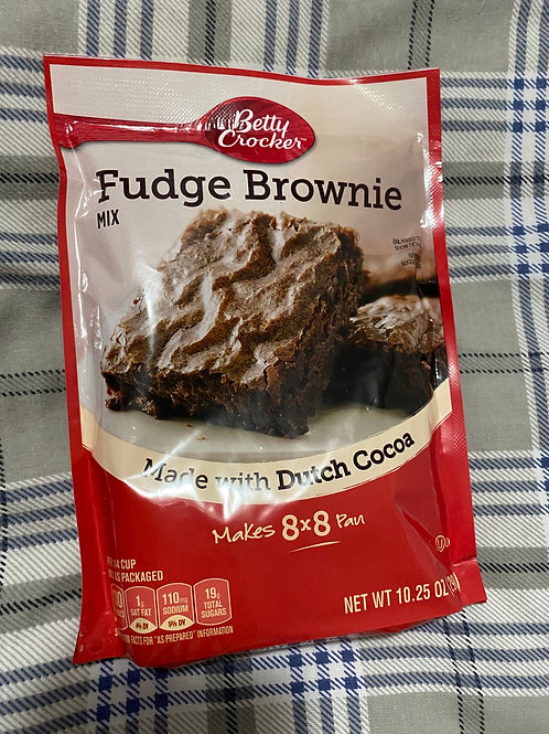 """Organic Fudge"" Brownies"