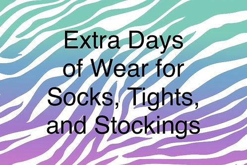 Feet- Extra Days of Wear