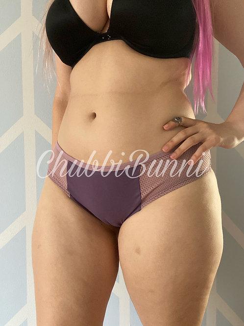 Purple Cheekies♡