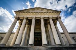 The Scottish Rite Temple of Freemasonry,