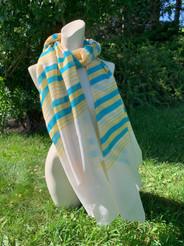 PureKashmir-Sommer-Kaschmir-stripes-gelb