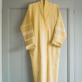 Ottomania hammam bathrobe mustard 1870 1
