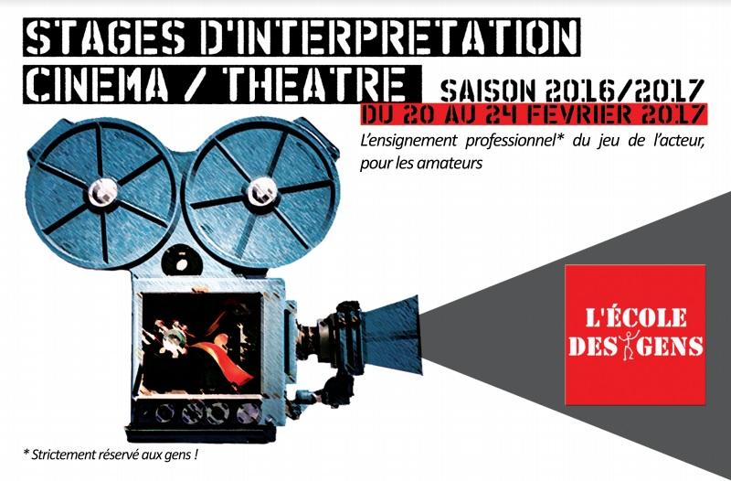 Flyer EdG cinéma