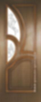 Межкомнатная дверь9 ДО остекленная,Греция