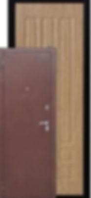 Стальная дверь Ергак 203