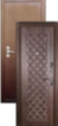 Стальная дверь Ергак 802