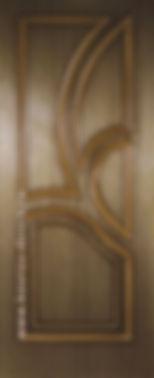 Межкомнатная дверь 9 ДГ глухая,Греция