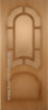 Межкомнатная дверь 3 ДР остекленная Соната