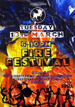 fire festival 2018