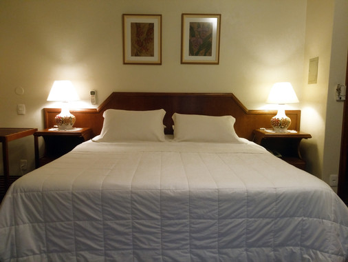 luxo superior cama king size