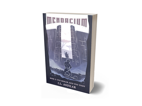 Mendacium Book 2: The Beggar and the Thief