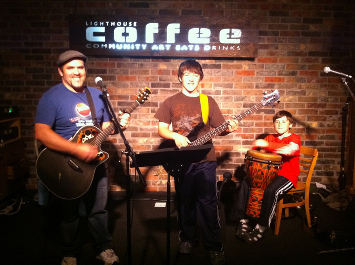 Live Music At The Coffee Bar