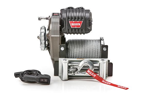 Лебедка электрическая WARN M8274 (стальной трос) 10000Lb PN 106170