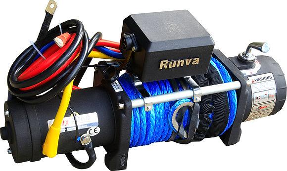 Лебёдка электрическая 12V Runva 9500-Q EVOSR