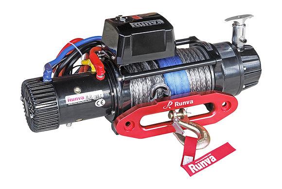 Лебёдка электрическая 12V Runva EWB9500-Q-SRMAC