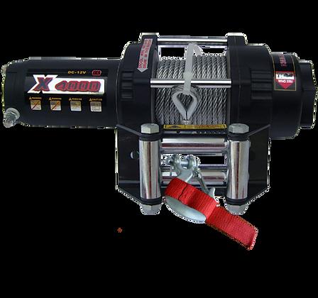 Лебедка для квадроциклов X4000