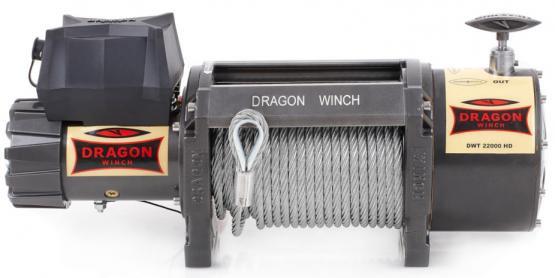 Лебедка электрическая DWT 22000 24V