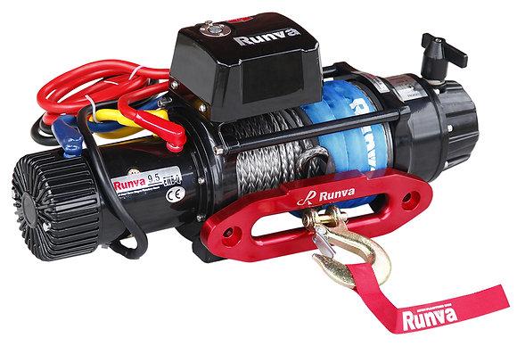 Лебёдка электрическая 12V Runva EWB9500-Q-SR