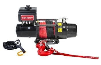 Лебедка автомобильная электрическая COMEUP Cap-9.0s 12V (EAC)