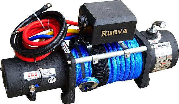 Лебёдка электрическая 12V Runva EWX10000SR 10000 lbs