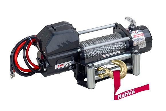 Лебёдка электрическая 12V Magnum 9000 EWG9000U