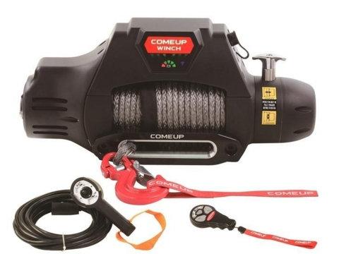 Лебедка автомобильная электрическая COMEUP Seal Gen2 9.5rsi 12V (EAC)