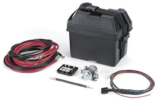 Блок управления двумя аккумуляторами ATV