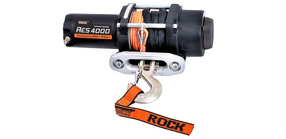 Электрическая лебедка RockWinch RES4000sr