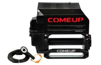 Лебедка автомобильная электрическая COMEUP скоростная вертикальная Blazer (12В)