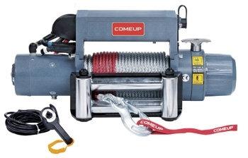 Лебедка автомобильная электрическая COMEUP DV-9i 24V (EAC)
