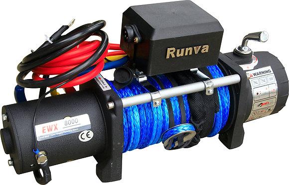 Лебёдка электрическая 12V Runva 8000 EWX8000SR