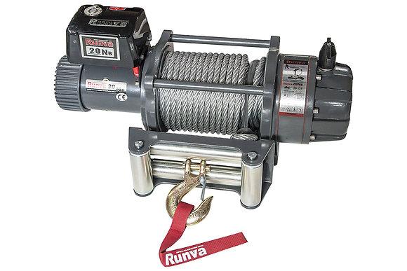 Лебёдка электрическая 12V Runva 20000 lbs EWB20000U