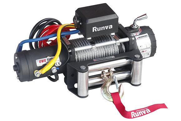 Лебёдка электрическая высокоскоростная 12V Runva EWX9500S-Q