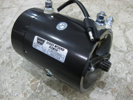 Мотор для Warn 9,5 Ti, 9,5 CTi 12V Арт. 64635