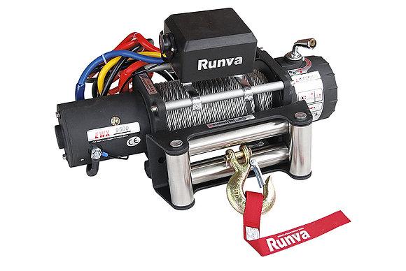 Лебёдка электрическая 24V Runva EWX9500S24V