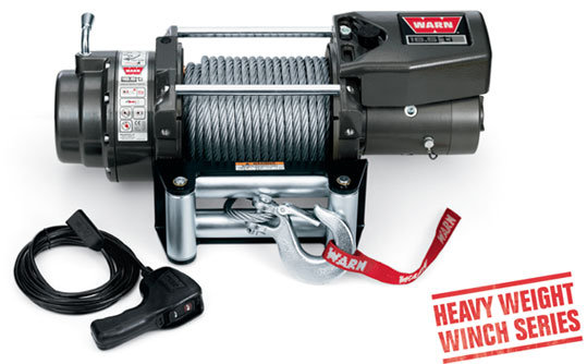 Лебедка автомобильная электрическая WARN 16.5ti ( PN 68801 )
