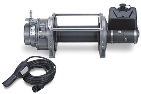 Лебедка электрическая WARN Series 18 DC