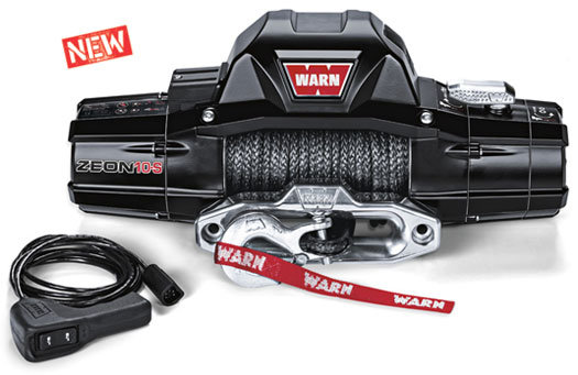 Лебедка электрическая WARN ZEON 10-S ( PN 89680 )