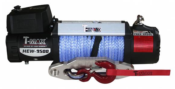 HEW-9500 X Power лебедка электрическая 12В с синтетическим тросом