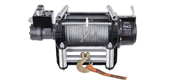 Лебедка гидравлическая RockWinch RYW 9000