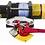 Thumbnail: ATW PRO 2500 лебедка электрическая с синтетическим тросом