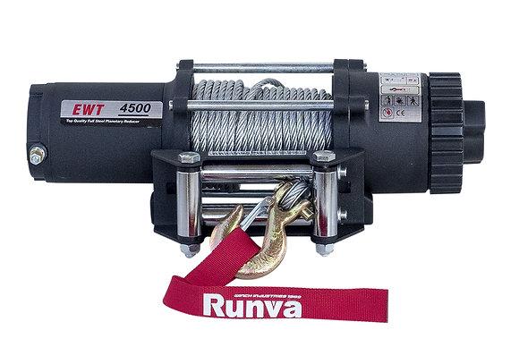 Лебёдка электрическая 12V Runva 4500A lbs Арт. EWT4500A