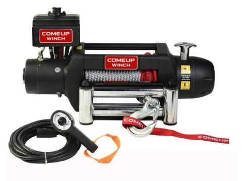 Лебедка автомобильная электрическая COMEUP Seal Gen2 9.5 12V (EAC)