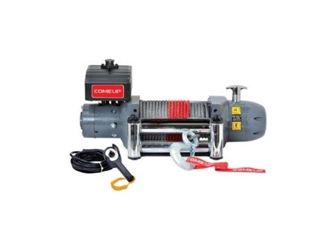 Лебедка автомобильная электрическая COMEUP Seal 12.5 24V