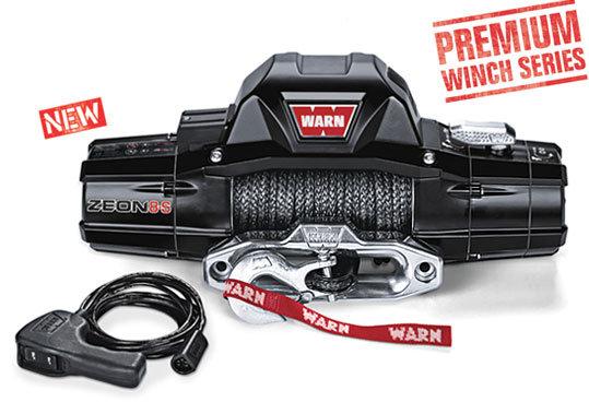 Лебедка электрическая Warn ZEON 8-S ( PN 89670 )
