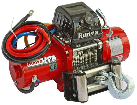 Лебёдка электрическая 12V Runva 9.5XS