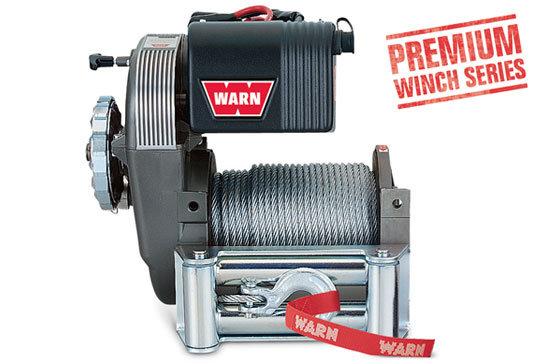 Лебедка автомобильная электрическая WARN M8274-50 ( PN 88631 )