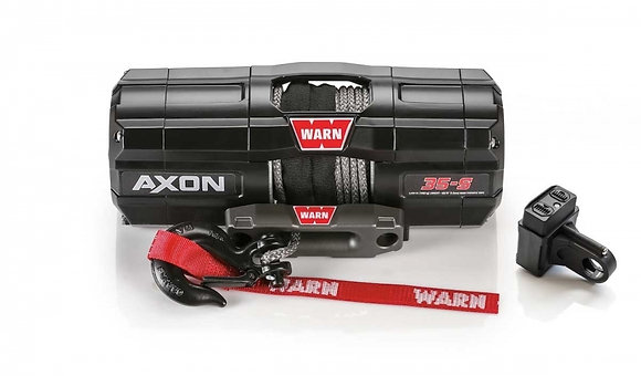 Лебедка WARN ATV AXON 35-S ( 101130 )