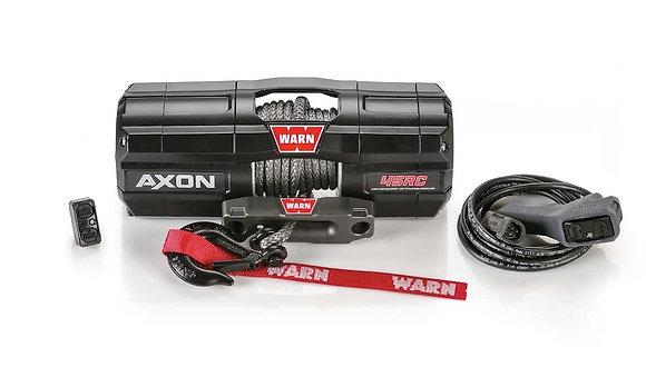 Лебедка WARN ATV AXON 45RC   ( короткий барабан )