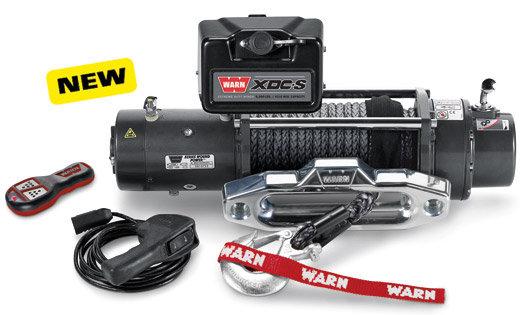 Лебедка автомобильная электрическая WARN XDC-s ( PN 88750 )